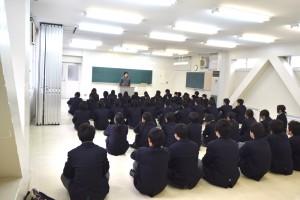 広島通信制並木学院始業式