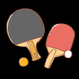 【卓球】卓球ジュニア大会に出場のイメージ